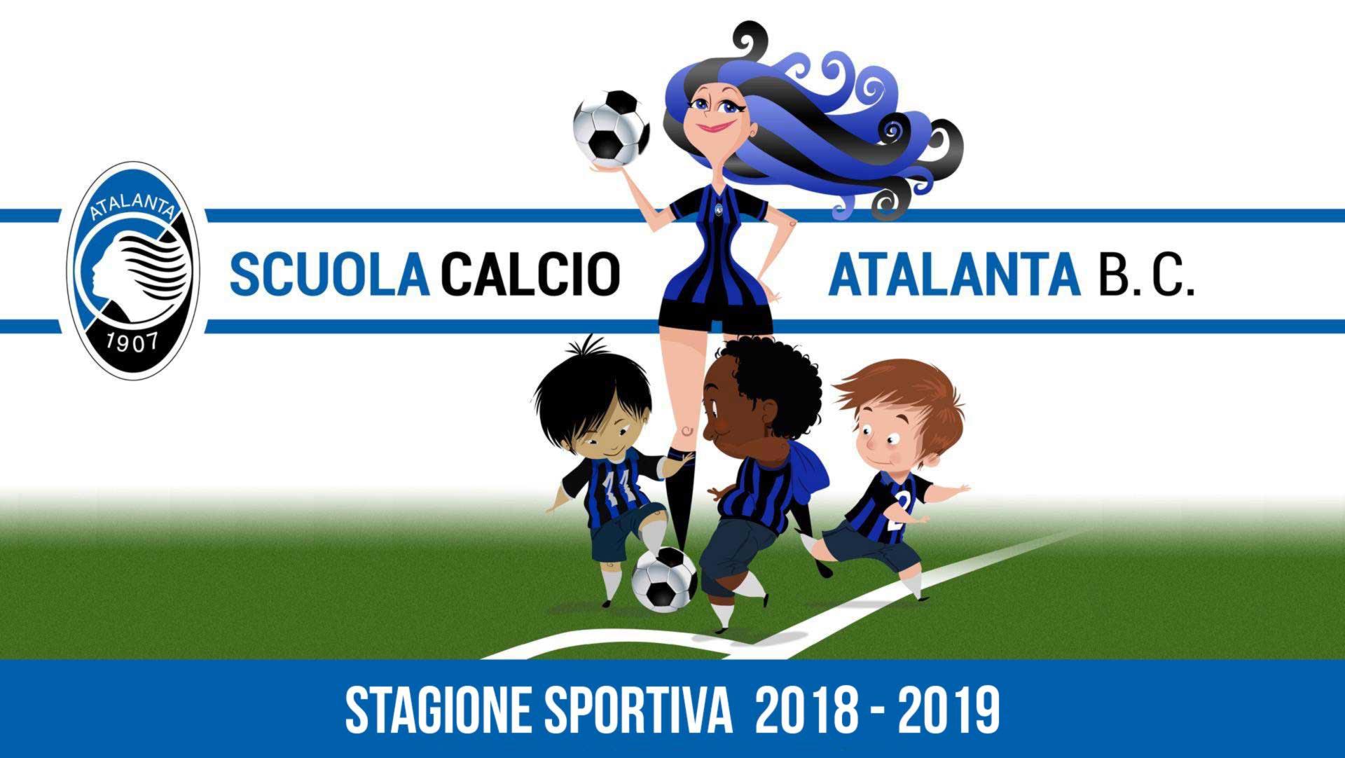 completo calcio Atalanta Bambino