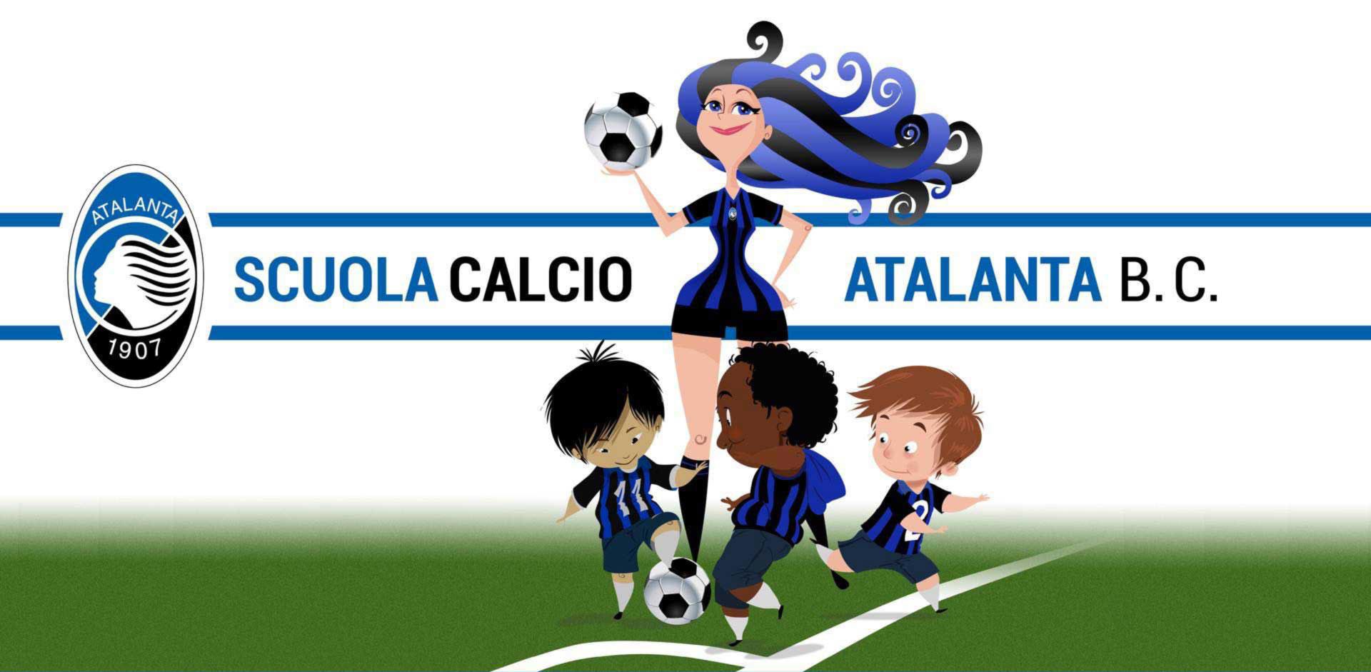 Scuola Calcio Atalanta – Atalanta B.C. rinnova e rafforza il suo ...